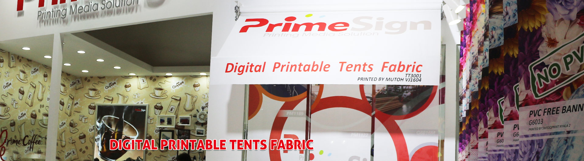 Digital Printable Tents Fabric