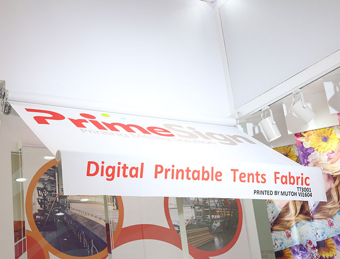 Digital Printable Tent Fabric