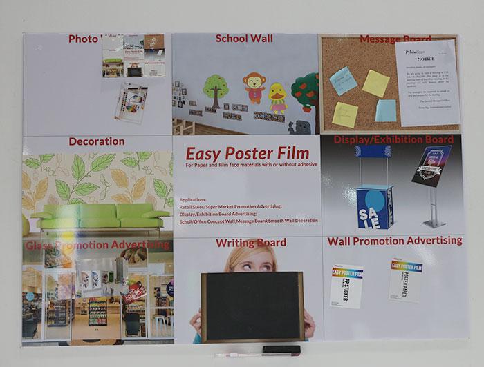 Easy Poster Film